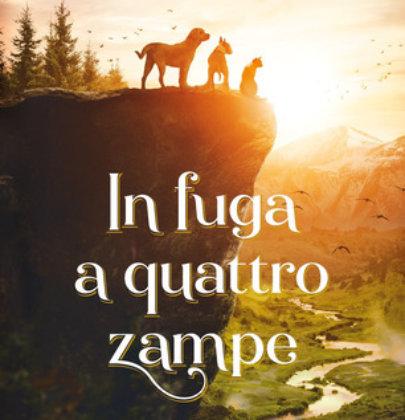 """Anteprima di """"In fuga a quattro zampe"""""""
