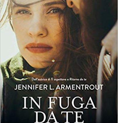 """Manca poco meno di un mese all'uscita di """"In fuga da te"""", il terzo e ultimo libro serie Witcked della Armentrout"""