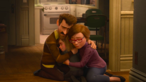 Inside out-famiglia-le tazzine di yoko