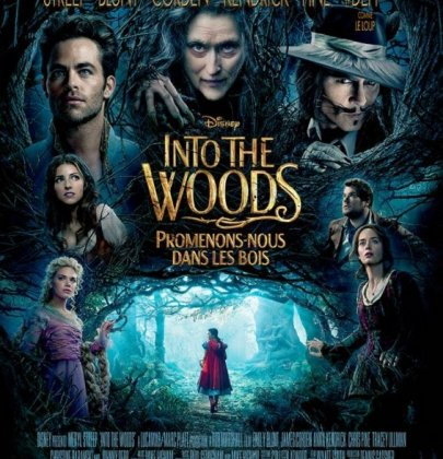 """Recensione al film musical """"Into the Woods"""""""