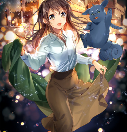 """Isekai De """"kuro No Iyashi Te"""" tte Yobarete Imasu: una storia che sembra un videogioco"""