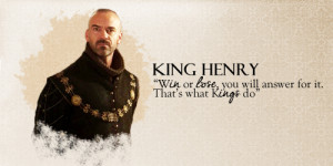 King Henry-le tazzine di yoko