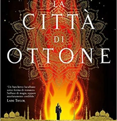 """Review tour dedicato a """"La Città di Ottone"""" di S. A. Chakraborty"""