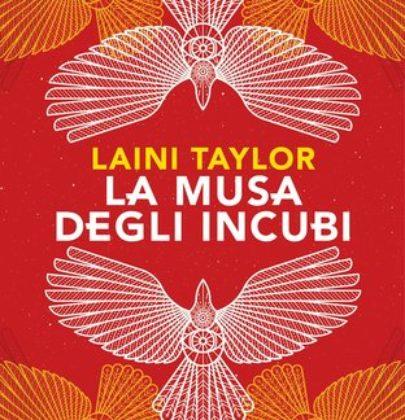 """Arriva a febbraio """"La musa degli Incubi"""" di Laini Taylor"""