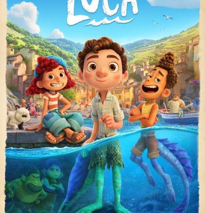 Luca: il nuovo film Disney Pixar ambientato in Liguria