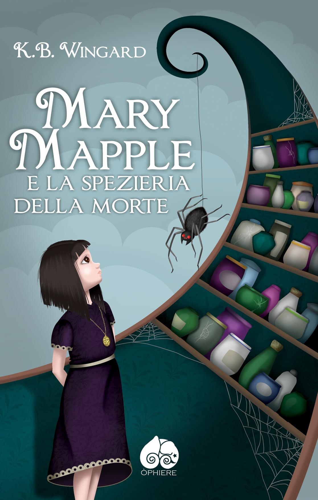 Mary Mapple e la speziera della morte-le tazzine di yoko