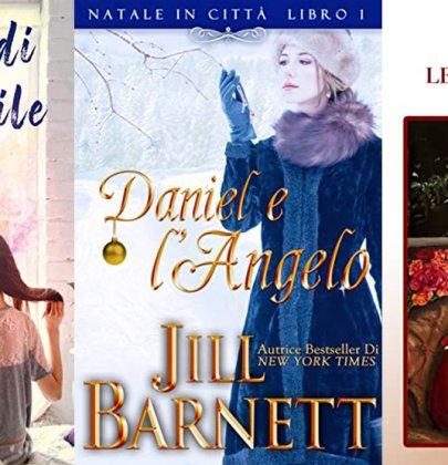 Nella biscottiera tre romanzi con una storia d'amore: Momenti di trascurabile follia – Daniel e l'Angelo – Le mele e il miele