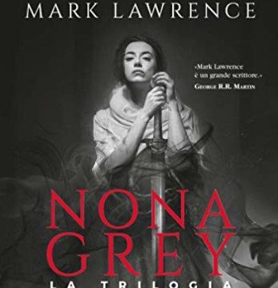 """Chi ha amato Nevernight non potrà farsi sfuggire """"Nona Grey""""!"""
