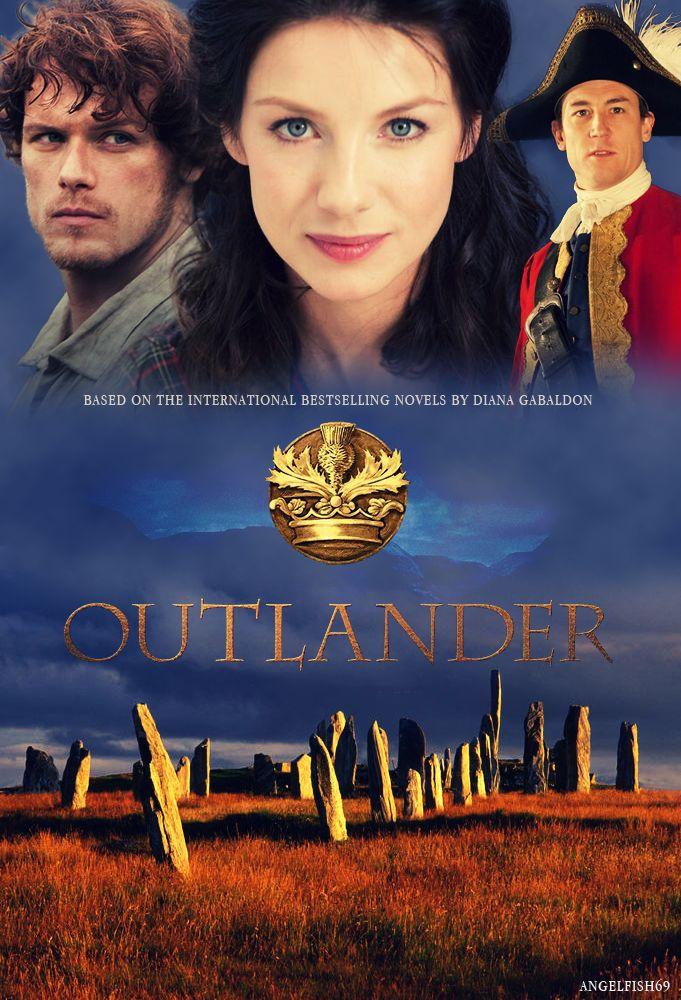 Outlander poster 2-le tazzine di yoko
