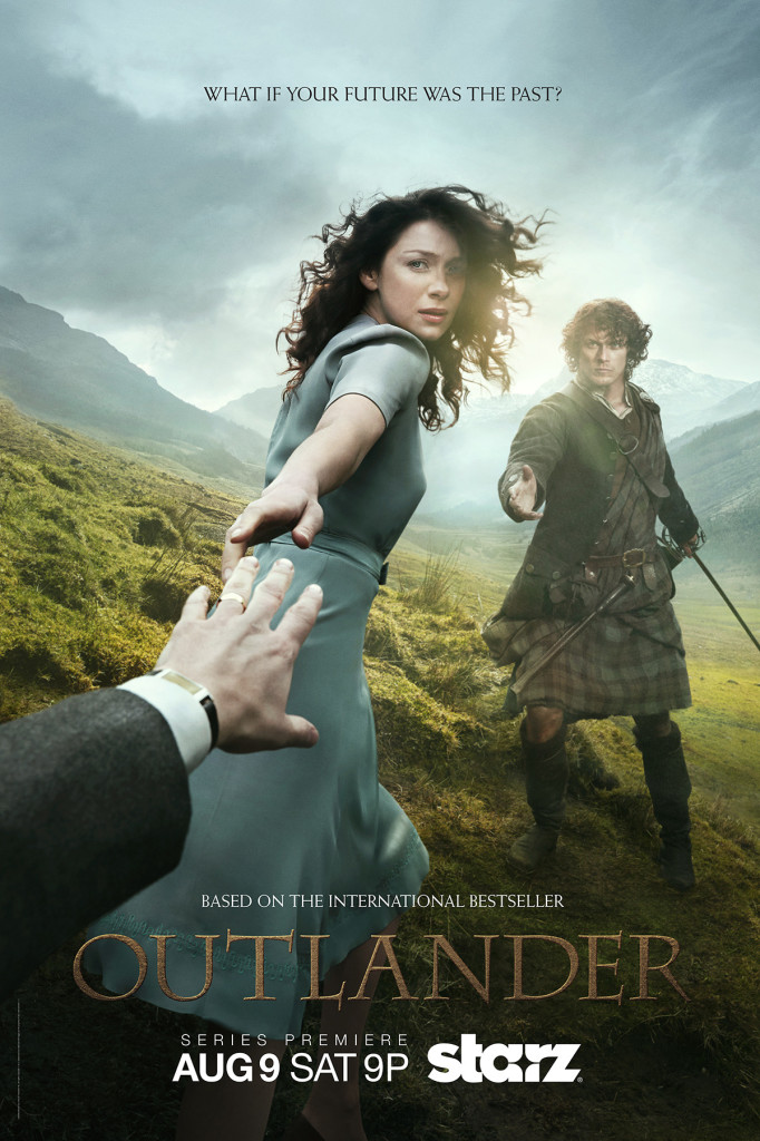 Outlander-poster-le tazzine di yoko
