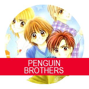 PENGUIN BROTHERS le tazzine di yoko