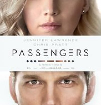 """Recensione al film """"Passengers"""""""