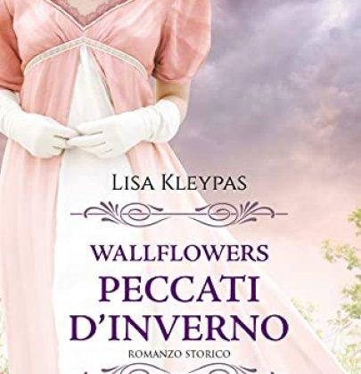 """Recensione a """"Peccati d'inverno"""" di Lisa Kleypas, terzo libro sulle zittelle"""