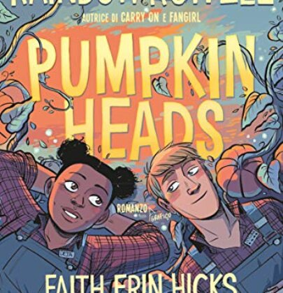 "ReviewParty dedicato alla graphic novel ""Pumpkinheads"""