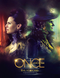 Regina-and-Zelena-once-upon-a-time-le tazzine di yoko