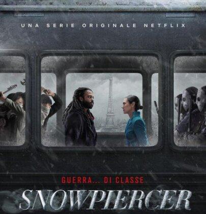 Snowpiercer: la prima stagione della serie tv ispirata al fumetto