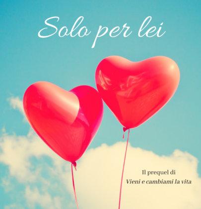 "Cover Reveal di ""Solo per lei"" di Asia Pichierri"