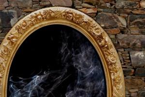 Specchio-le tazzine di yoko