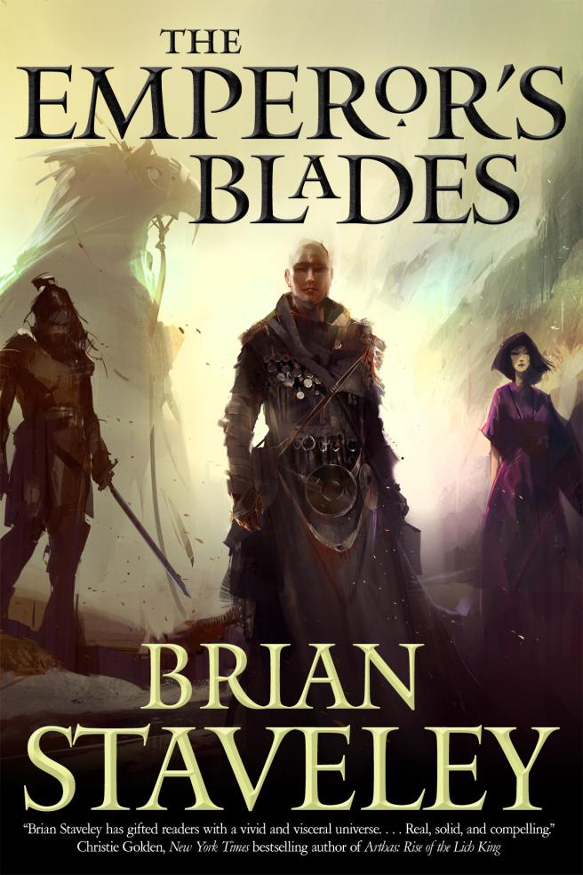 The Emperors Blades - le tazzine di yoko