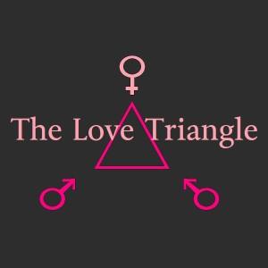 The Love Triangle-le tazzine di yoko