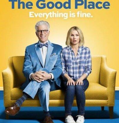 The Good Place: la serie comedy con Kristen Bell