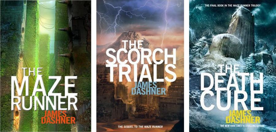 The-maze-runner-trilogy - le tazzine di yoko