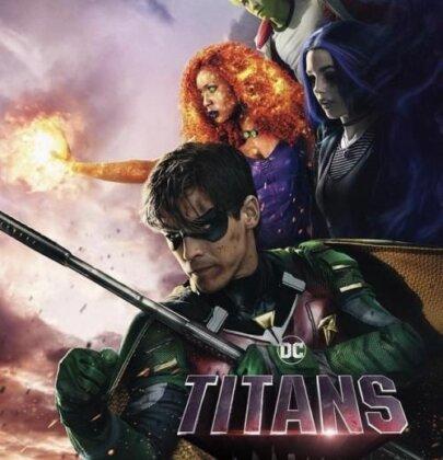 Titans: recensione della prima stagione della serie dc
