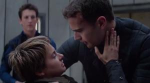 Tobias e Tris-le tazzine di yoko