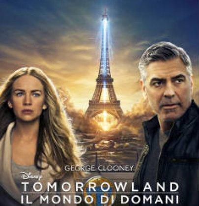 "Recensione al film ""Tomorrowland"""