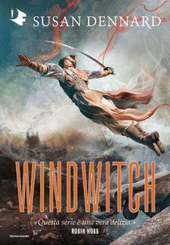 Windwitch secondo della trilogia della Dennard
