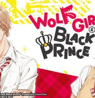 """Wolf girl & black prince"" (Ookami shoujo to kuro ouji), l'anime dove l'amore nasce da una bugia"