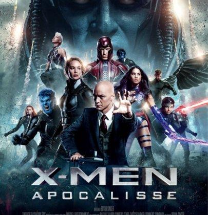 """Recensione al film """"X-Men Apocalisse"""""""