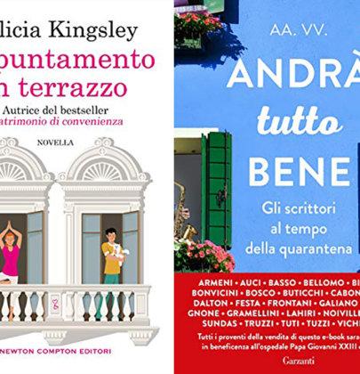 Libri e beneficenza: Felicia Kinsley e altri autori uniti per donare proventi agli ospedali