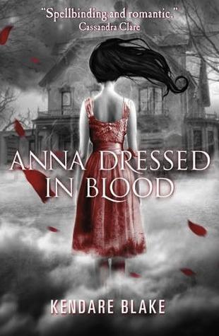 anna dressed in blood - le tazzine di yoko