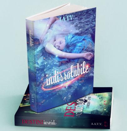 """Festeggiamo alla grande il compleanno del blog con l'uscita della nostra seconda antologia """"Indissolubile"""" =)"""