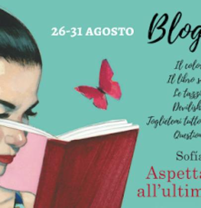 """Blogtour dedicato a """"Aspettami fino all'ultima pagina"""" di Sofia Rhei – terza tappa"""