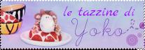 banner blog LE TAZZINE DI YOKO 3 cerchio