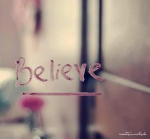 believe in me-le tazzine di yoko