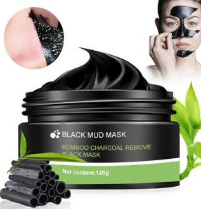 Beauty&Letture: Black Mud Mask di LDREAMAM