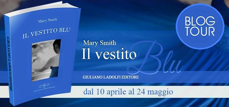 blogtour il vestito blu banner - le tazzine di yoko