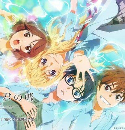 """Recensione dell'anime """"Bugie d'aprile"""""""