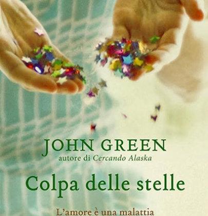 """Recensione a """"Colpa delle stelle"""" di John Green"""