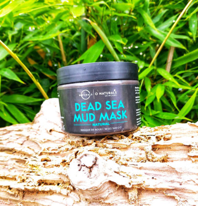 Beauty & Letture: Dead Sea Mud Mask di O Naturals