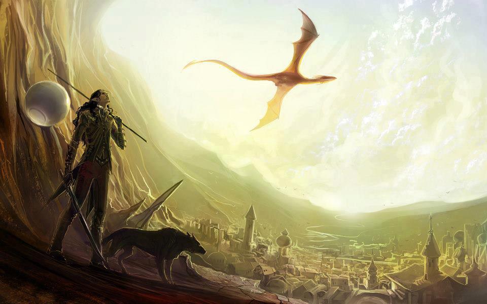 drago e elfo-le tazzine di yoko