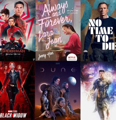 FILM più attesi del 2021🎬