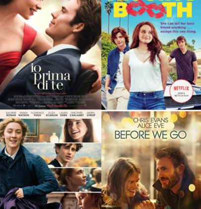 Film romantici perfetti per San Valentino ❤️