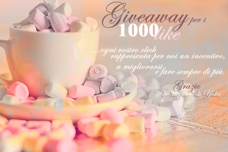 giveawayx1000like