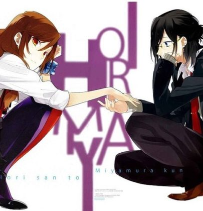 "Recensione del manga ""Horimiya"" di Hero e Daisuke Hagiwara annunciato da JPOP"