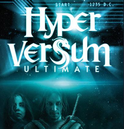 """Recensione a """"Hyperversum Ultimate"""" per il BlogTour + Giveaway dedicato al libro"""