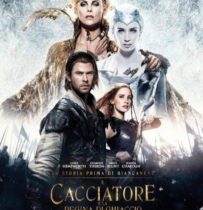 """Recensione al film """"il Cacciatore e la Regina di Ghiaccio"""""""